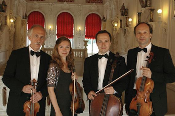 Foto: Rimsky-Korsakow-Quartett